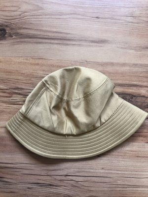 Cappello da pescatore color cammello