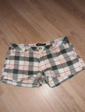 Fishbone Hot pants grijs-lichtroze