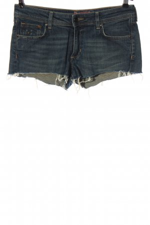 fit & flare Jeansshorts