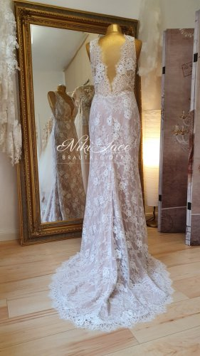 Wedding Dress multicolored