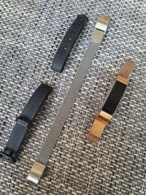 Fitbit Alta Hr mit 3 Armbändern