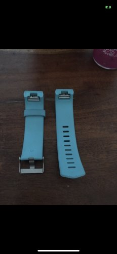 fitbit Digital Watch turquoise-light blue