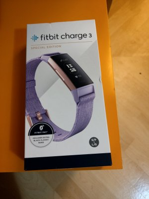 Fitbit Charge 3 Spezial Edition