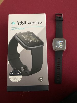 fitbit Digital Watch black