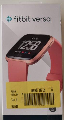 fitbit Digital Watch rose-gold-coloured