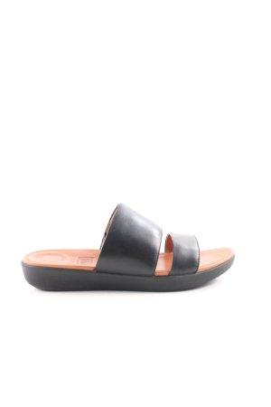 Fitflop Comfort Sandals black casual look