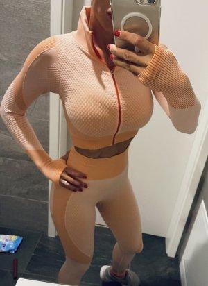Unikat Trackies light orange-nude