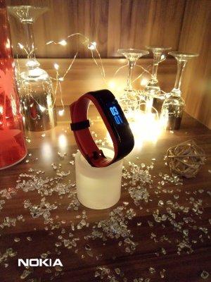 Digital Watch black-red