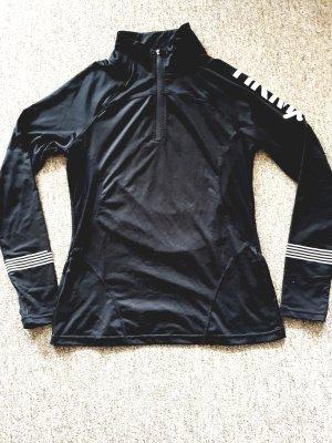 HKMX Maglietta sport nero Poliestere