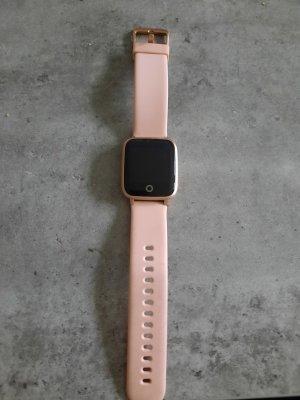 Digitaal horloge rosé