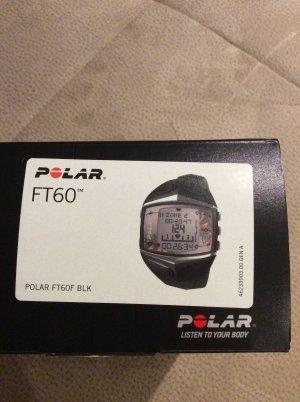 Fittness-Uhr Polar FT 60F BLK