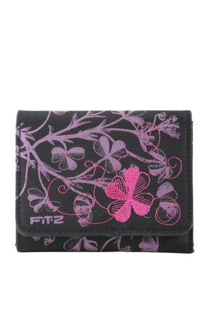 FitZ Geldbörse Blumenmuster Casual-Look