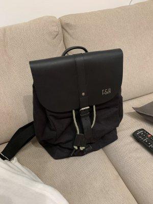 Fitz&Huxley Laptop rugzak zwart