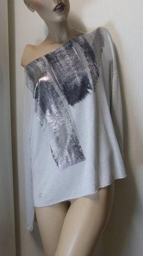 Oversized Sweater multicolored viscose
