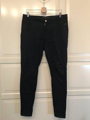 Orsay Pantalone cinque tasche blu scuro Cotone
