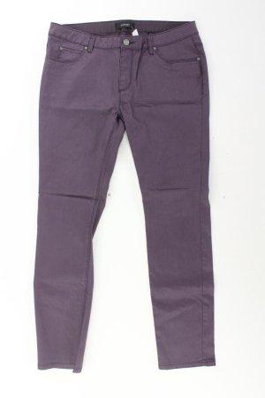 Pantalon cinq poches violet-mauve-violet-violet foncé