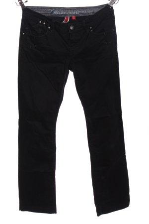 five Röhrenhose schwarz Casual-Look keine Textilangabe
