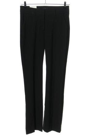 Fiveunits Pantalon zwart zakelijke stijl