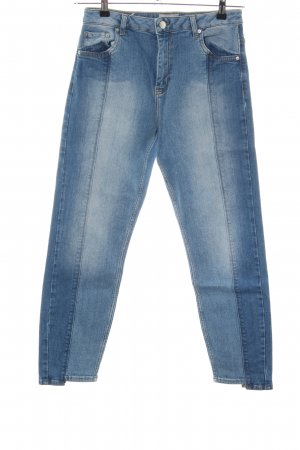 Fiveunits Hoge taille jeans blauw casual uitstraling