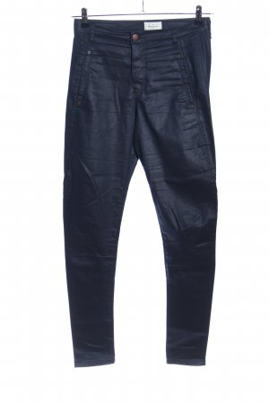 Fiveunits Jeggings blau Casual-Look