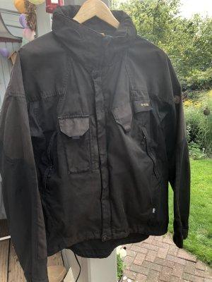Fjällräven Outdoor Jacket black polyester