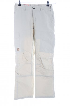 Fjällräven Cargo Pants light grey casual look