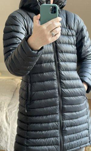 Fjällräven Manteau en duvet noir polyamide