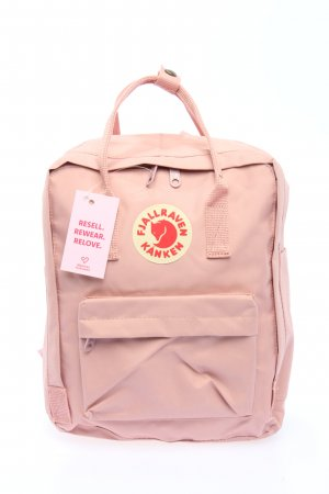 Fjällräven Kanken Kindergarden Backpack pink casual look