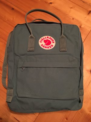 Fjällräven School Backpack pale blue-slate-gray