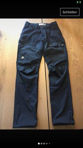 Fjällräven pantalonera azul oscuro