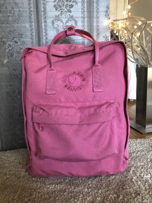 Fjällräven Laptop Backpack pink