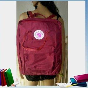 Fjällräven School Backpack multicolored mixture fibre
