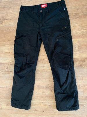 Fjällräven Pantalon thermique noir