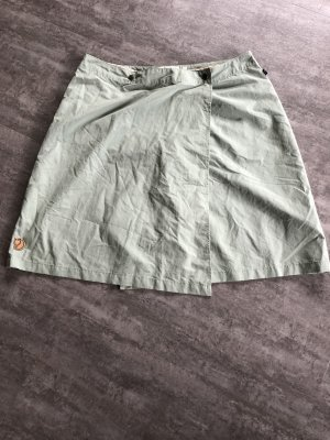 Fjällräven Falda cruzada azul pálido-verde grisáceo poliamida