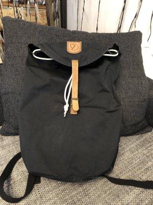 Fjällraven Backpacker Rucksack Schwarz ungetragen