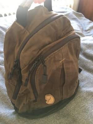 Fjällräven Shoulder Bag khaki