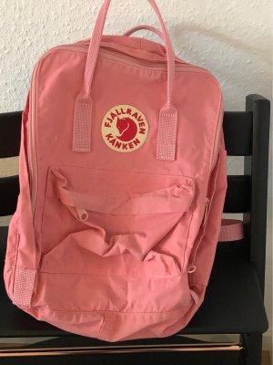 Fjällräven Schoolrugzak roze