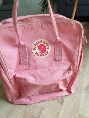 Fjällräven Zaino laptop rosa chiaro-rosa
