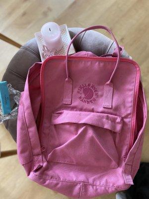 Fjällräven Mochila escolar rosa-rosa