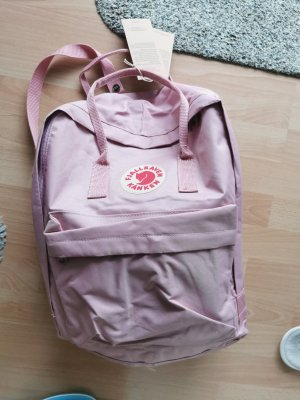 Fjallraven Trekking Backpack dusky pink