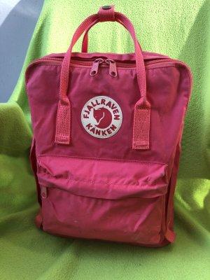 Fjallraven School Backpack red