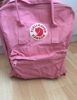 Fjällräven Mochila escolar rosa