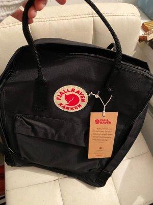 Fjallraven Travel Bag black