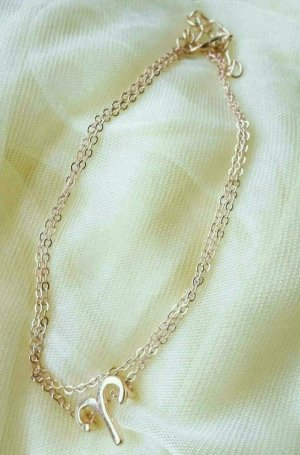 Enkelband goud Metaal
