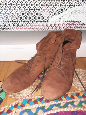 Flache Ankleboots