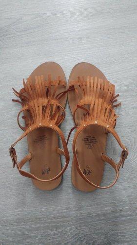 H&M Outdoor sandalen bruin