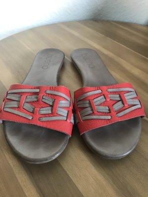 Bueno Comfort Sandals multicolored