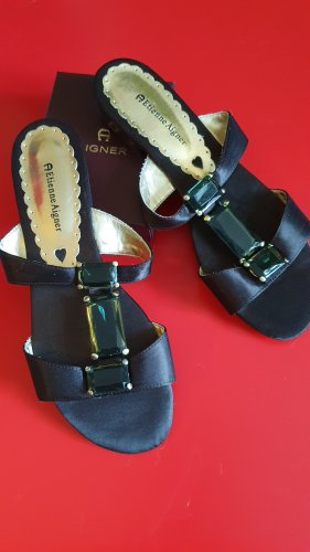 Flache Sandalen von Aigner