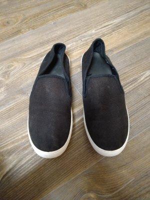 HM Pantoffels zwart