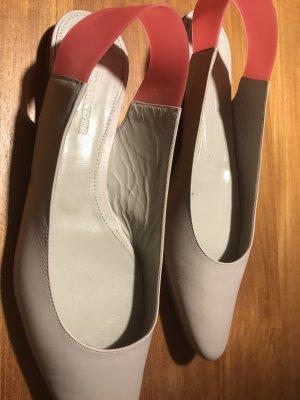 Flacher klassischer Schuh von Jil Sander